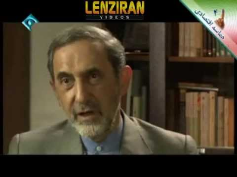 Former  foreign affairs minister Ali Akbar Velayati promotional video aired on Monday 9 June