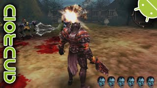 Undead Knights | NVIDIA SHIELD Android TV | PPSSPP Emulator [1080p] | Sony PSP