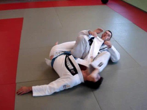 X-GUARD SWEEP WITH ARM BAR SUBMISSION Image 1