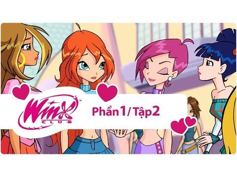 Game   Winx Club Phần 1 Những tiên nữ Winx xinh đẹp Tập 2   Winx Club Phan 1 Nhung tien nu Winx xinh dep Tap 2