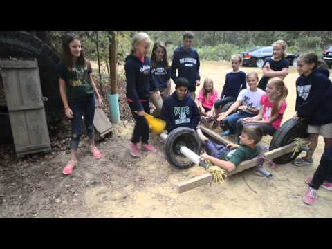 Weddington Middle School on The Adventure Trail