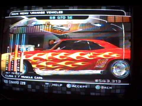 Midnight Club  Dub Edition Psp Cheats All Cars