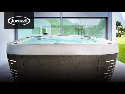 jacuzzi hot tub installations video youtube. Black Bedroom Furniture Sets. Home Design Ideas