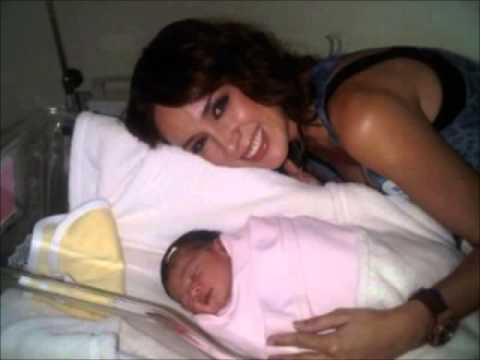 Nace segunda hija de Jacqueline Bracamontes