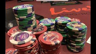 BREAKING RECORDS!!! Winning BIG! Flopping ROYAL FLUSH Draw in HUGE Pot! Poker Vlog Ep 86