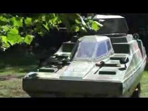 Airsoft Tank