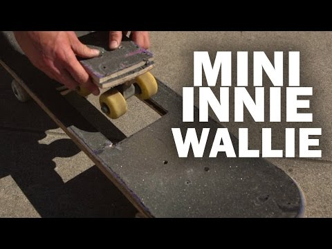 Mini Innie Wallie: Abe Dubin    ShortSided