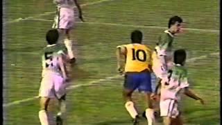 Brasil 6x0 Bolívia Eliminatórias 1993  Globo