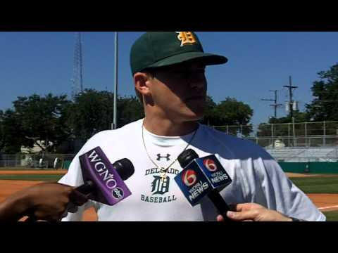 Delgado Baseball: Interview with OF Sean McMullen