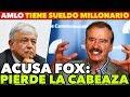 VICENTE FOX RETA A DEBATIR A AMLO: SALDRÍA CORRIENDO