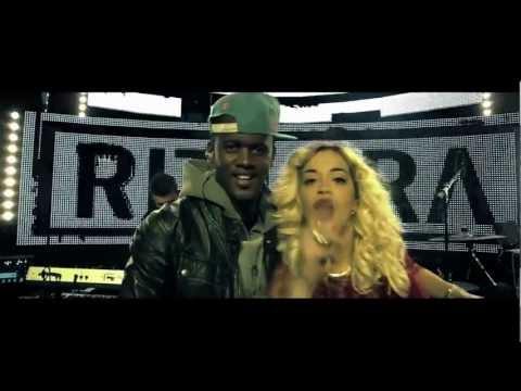 Black M et Rita Ora - 26/11/2012