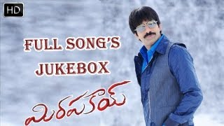 Mirapakaya - Mirapakay TeluguMovie Full Songs ||  Jukebox || Ravi Teja, Richa Gangopadyaya,Deeksha Seth