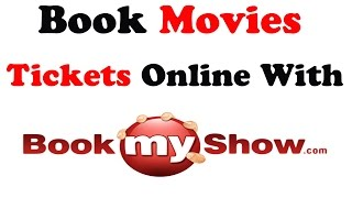[Hindi] How to Book Movies Tickets Online in Bookmyshow