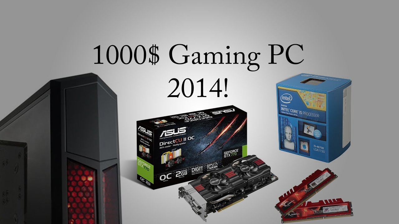 how to build the best cheapest gaming pc