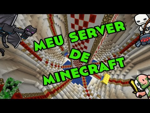 Minecraft: Meu Server De Minecraft 1.6.4 pirata NOVO IP