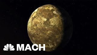 NASA's Kepler Telescope Discovered A New Exoplanet With Google's Help | Mach | NBC News