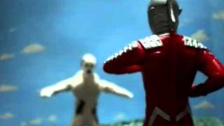 ウルトラセブン vs スペル星人 ultraseven  alien spellの動画