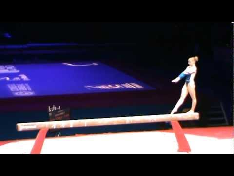 Marine Brevet of France wins beam at Massilia 2011