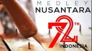 Download Lagu DIRGAHAYU INDONESIA 72 ( MEDLEY NUSANTARA ) Gratis STAFABAND