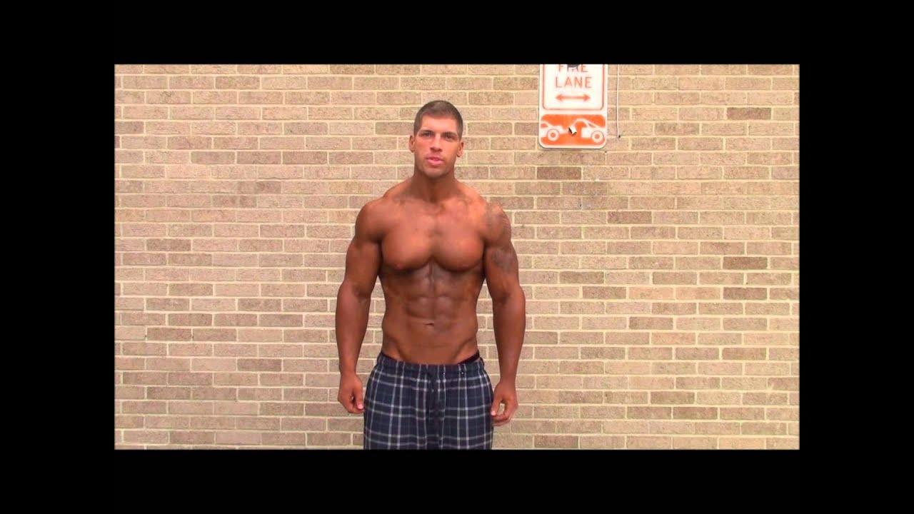 NPC Bodybuilder, Genetic Freak - BRAD SEACRIST - Interview