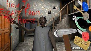 GRANNY (COMO ESCAPAR DE LA CASA/HOW TO ESCAPE FROM THE HOUSE)