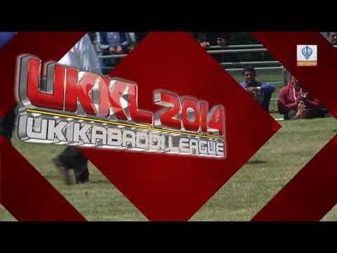 Uk Kabaddi League 2014 - Barking - Tournament 4 - Part 3 Of 6 video