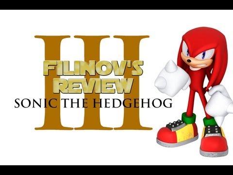 А. Филинов. Ретроспектива серии Sonic The Hedgehog. Часть 3 (1)