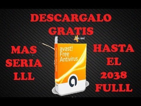 Como Descargar e Instalar Avast 8 Free Antivirus Ultima version 2013 mas licencia hasta el 2038