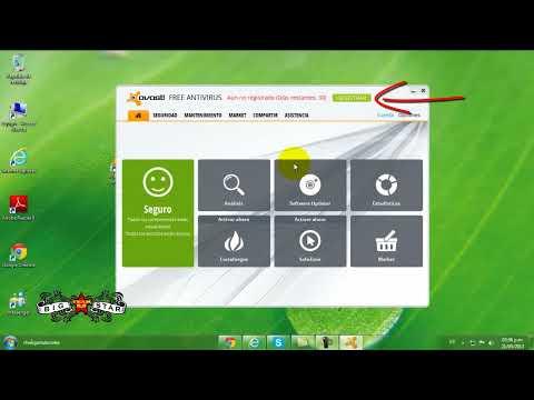 Como Descargar e Instalar Avast 8 Free Antivirus (Ultima version 2013) (mas licencia hasta el 2038)