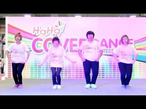 150329 The Agnize Cover Super Junior - Pajama Party + Nogecko + Rokkugo haha55 Cover Dance (final) video