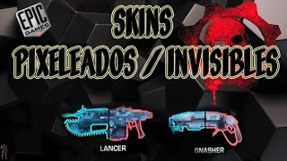Tutorial: Como Tener Los Skins Pixeleados/Invisibles y Medallas EPIC En Gears Of War 3