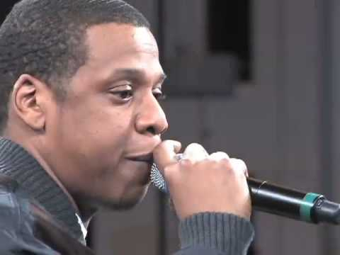 "Jay-Z for Barack: ""Obama s Running So We All Can Fly"""