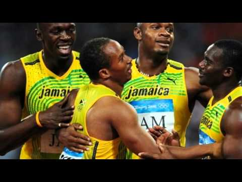 Asafa Powell Disqualified to 100m Final at London Olympics 2012