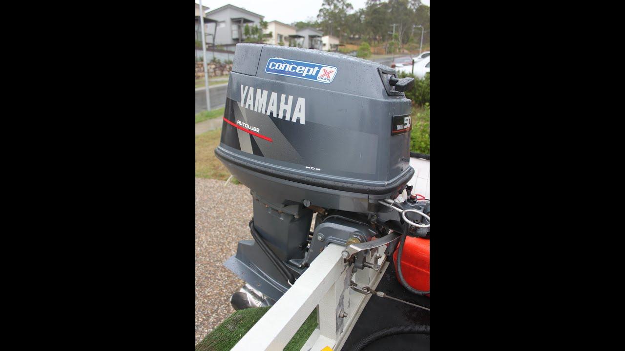 Yamaha  Hp Outboard