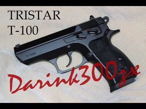 Tristar t100 Canik55 Shark-C review and disassembly