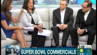 Sex Lies and the Super Bowl: Mark Stevens Says Super Bowl Ads Must SELL, Not Just ENTERTAIN