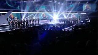 The X Factor - Celebrity Guest 8 - Rhydian Roberts |