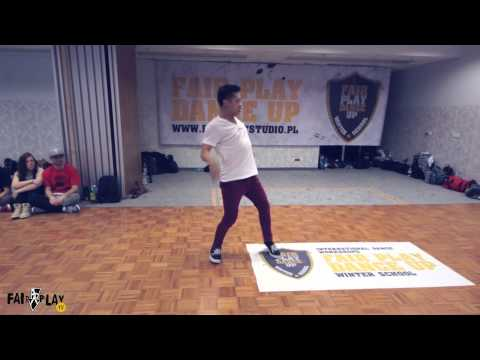 [BRIAN PUSPOS | WAKE ME UP | FAIR PLAY DANCE UP winter school 2013]