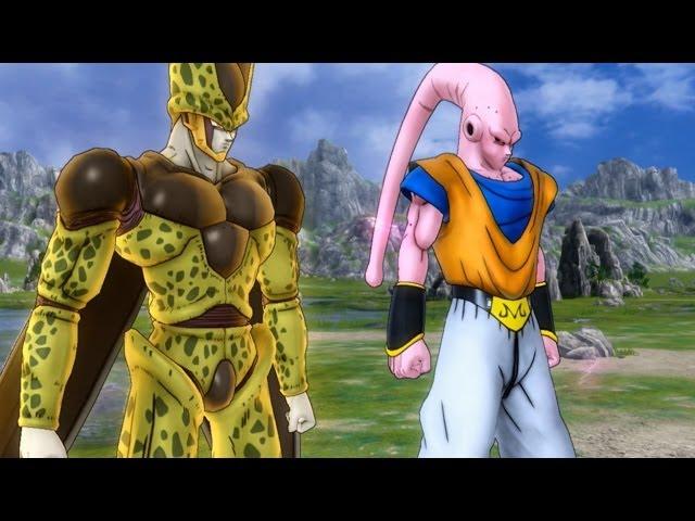 Dragonball Z Ultimate Tenkaichi - Modded Story Mode (Saiyan Saga) 20k Sub Special