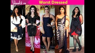 , Ekta Kapoor, Urvashi Rautela and Tanishaa Mukerji show