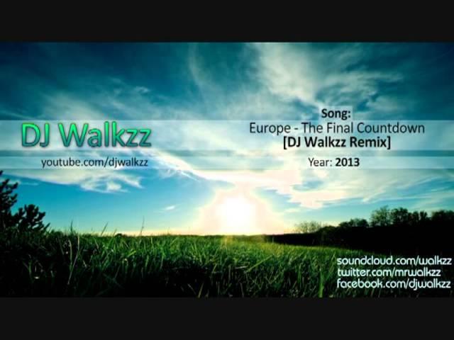 Europe - The Final Countdown [Alan Walker Remix]