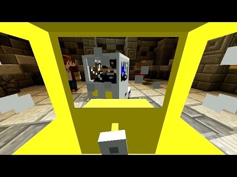 Minecraft MODDED Cops Robbers #2 CARS with BajanCanadian SSundee Bodil40 MrWoofless