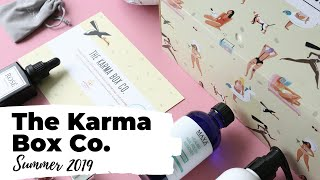 The Karma Box Co. Unboxing Summer 2019: Canadian Lifestyle Subscription Box