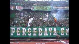 Bonek Green Nord 27   Persebaya Surabaya 1927   tribun utara