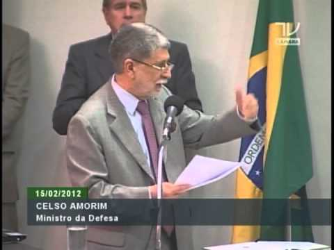 Ministros discursam no 2º Seminário de Defesa Nacional
