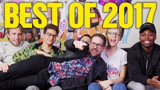 THE BEST AND WORST OF 2017