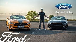 JP testet den Ford Mustang