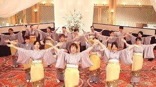 【ไทย】【踊ろうぜAKIU】 Dance with 湯【タイ語版】【อากิยู】
