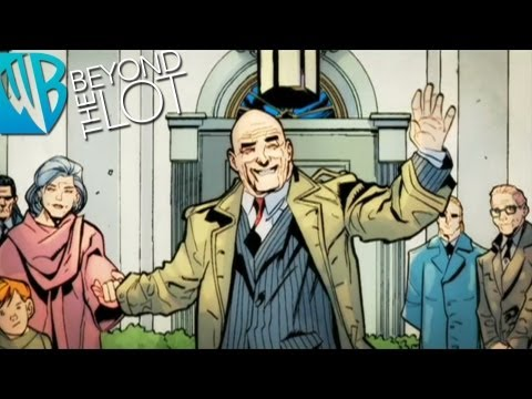 """Superman: Red Son Motion Comics Ep. 24 """"Lex Luthor's America"""""""