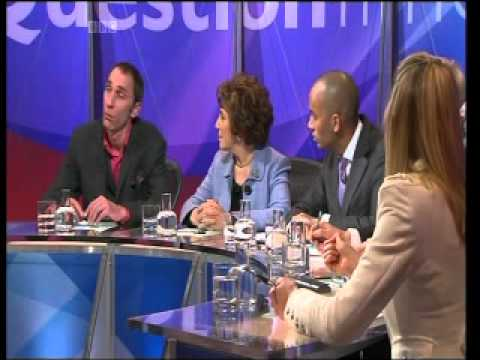 Katie Hopkins & Edwina Currie arguing about Andy Gray on Question Time